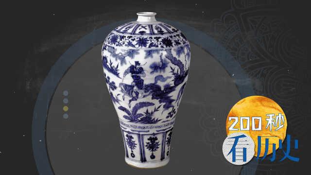 青花瓷是怎样变成中国瓷器代表的