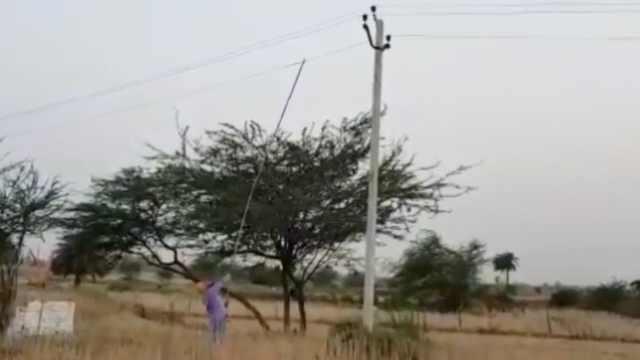电费太贵?印度北方邦860万人偷电