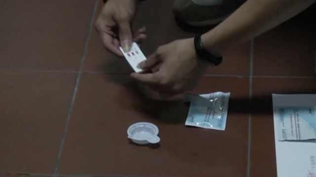 65岁老汉买冰毒被抓,称为毒贩捧场