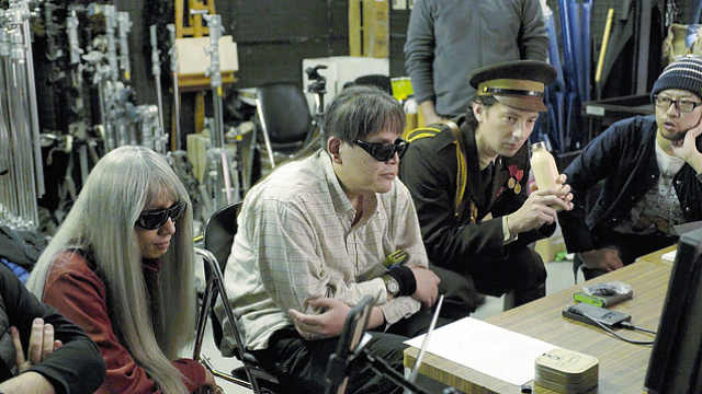 盲人当导演?日本一盲人挑战科幻片