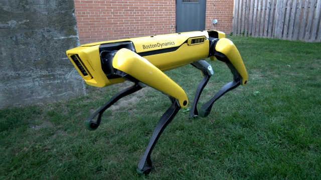 波士顿动力创始人:机器狗明年开卖