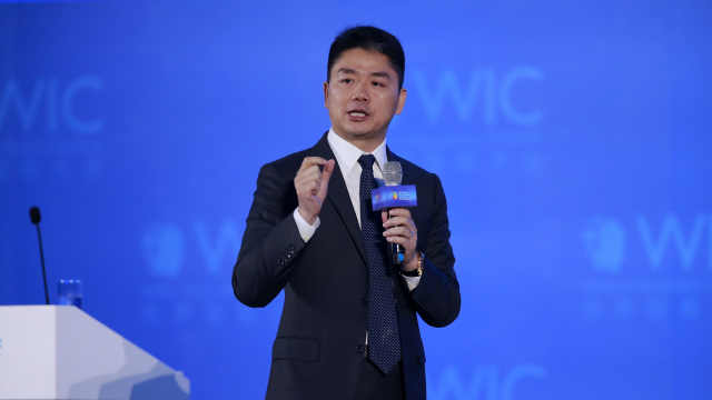 刘强东:京东要开除8万员工是误读