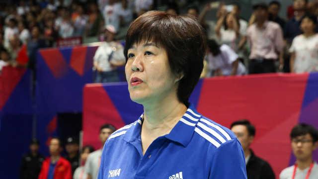 0-3脆败韩国,郎平重返一线遭遇首败