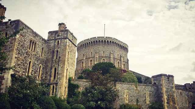 哈里王子举行婚礼的城堡,长啥样?