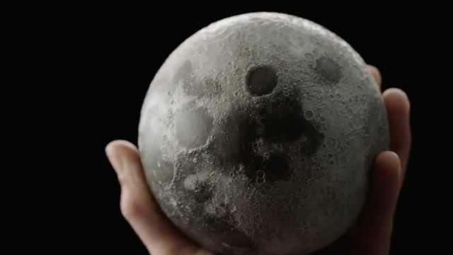 克隆月球来了!用AR就可以探索月球