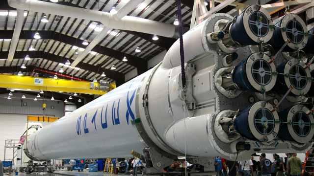 探秘:地球最强的火箭是怎样诞生的