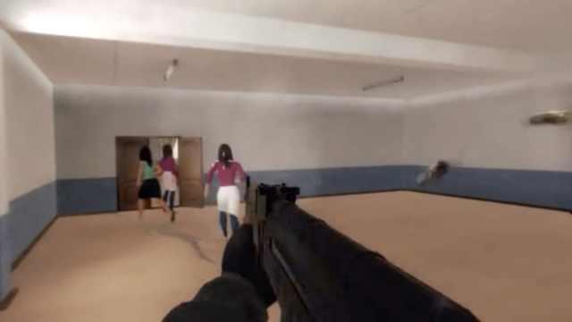 美国校园枪击游戏将上市,惹众怒