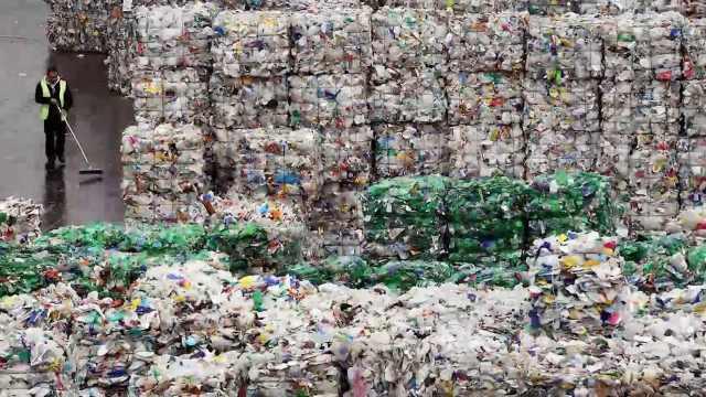 不处理洋垃圾的我们也少产生点垃圾