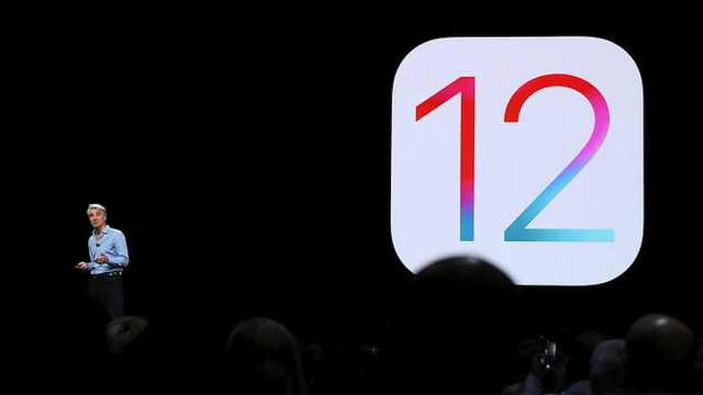 在现场:iOS12,玩得放肆用着克制