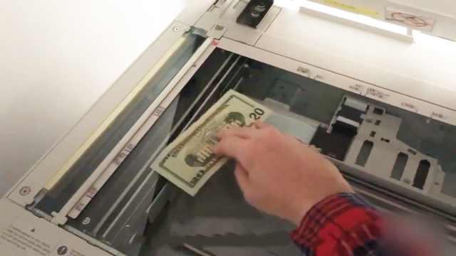 冷知识:纸币为啥不能复制也不能PS?