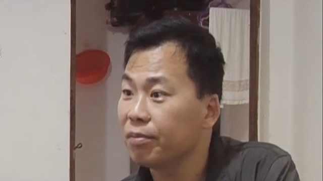38岁父亲捐肝救女,两个月暴瘦40斤