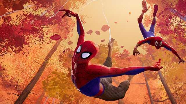 蜘蛛俠宇宙啟新紀元:這次團隊作戰
