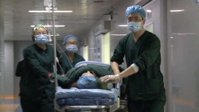 产妇产后大出血,3小时全身换血救回