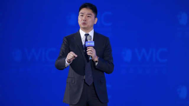 刘强东:激情让我每天工作16个小时