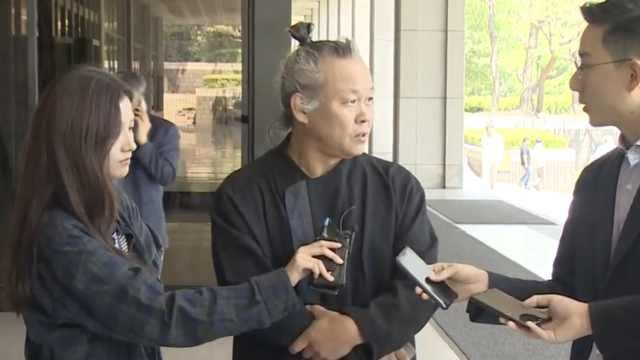 韩国名导金基德反诉女方诬告:委屈
