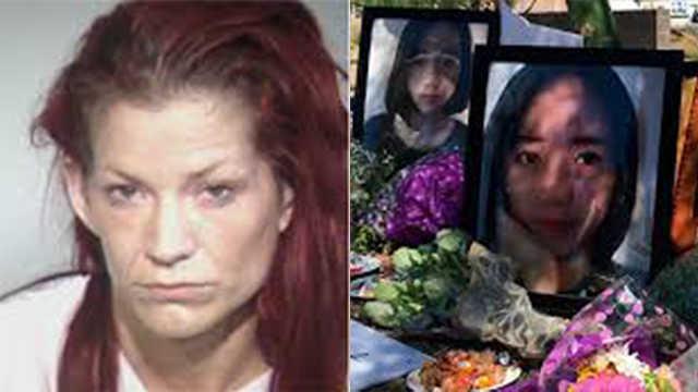 白人街头枪杀中国女留学生,判25年