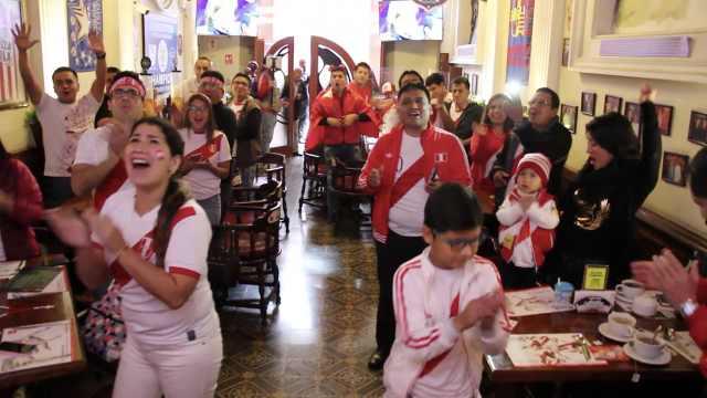 秘鲁点球球迷疯狂,导致首都地震?