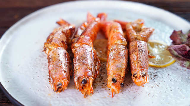 宴客大餐阿根廷红虾,在家轻松搞定