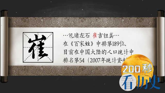 这个小姓,如何称霸中国历史500年