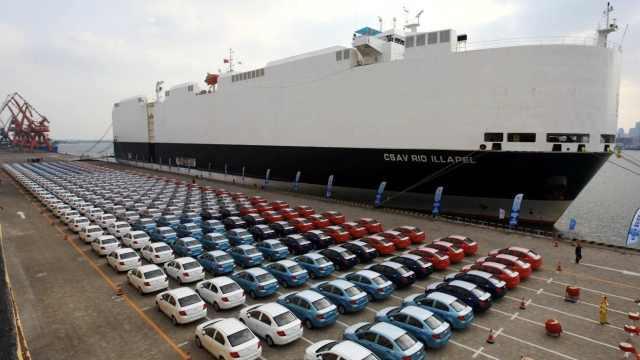 80秒解析 哪国汽车最依赖中国市场