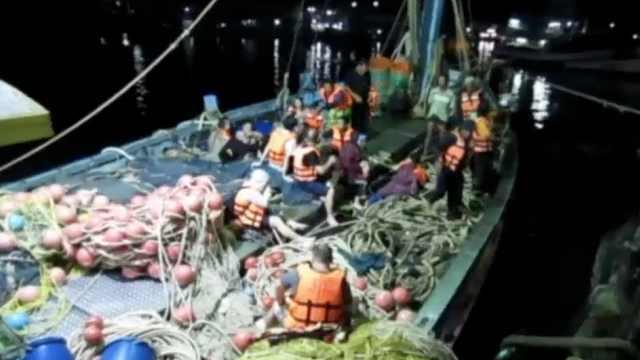 泰国警方:沉船事故遇难者升至13人
