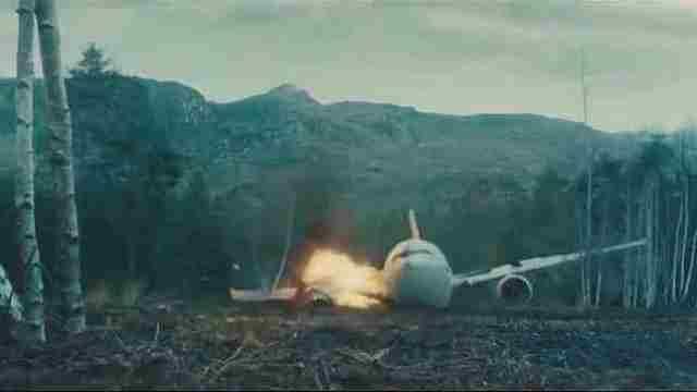 鸟撞上飞机会怎样?放心吧不会坠毁