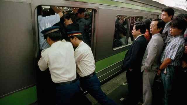 东京政府:正在改善早高峰拥堵问题