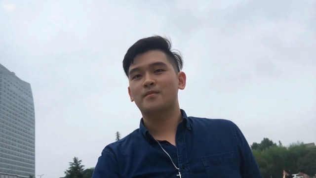 台湾男生郑州逛吃记