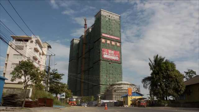 中国投资来了,柬埔寨西港正在变化