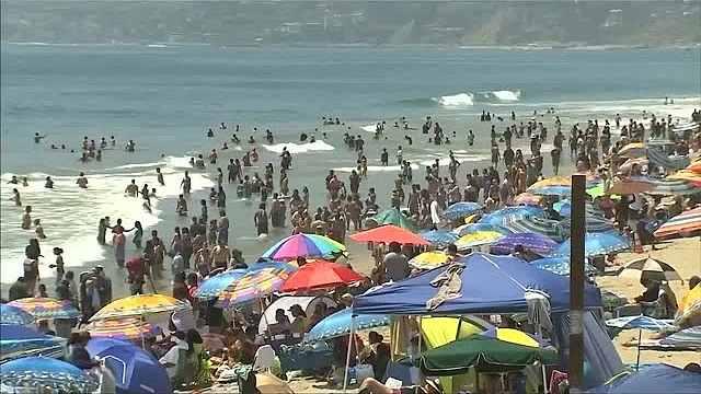 专家解析:今年夏天为啥这么热?