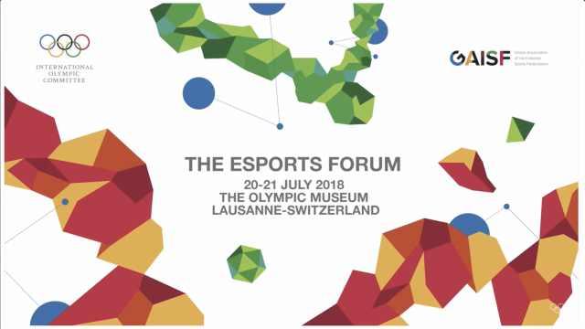 电子竞技有望2024年打进奥运会项目