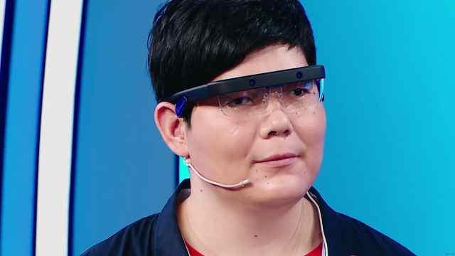 科技献给视障人士的第二双眼