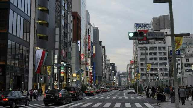 日本东京车多路窄为什么却很少堵车