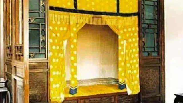 明清皇帝的卧室不敢超过10平方米?