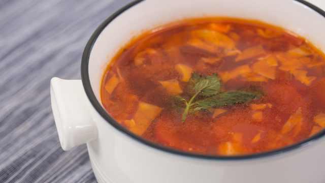 红菜头罗宋汤,很适合这个夏季哦!