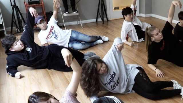 韩流音乐学校:成为韩流明星不容易