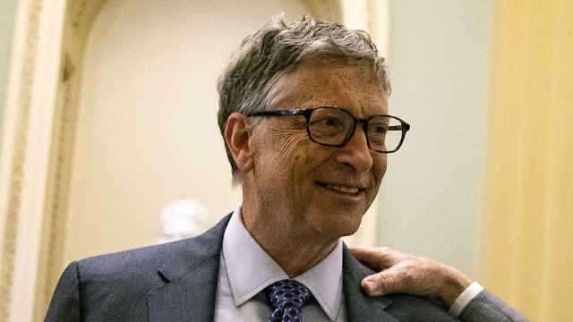 比尔·盖茨:全球贸易冲突