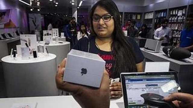苹果公司罕见失误痛失印度手机市场