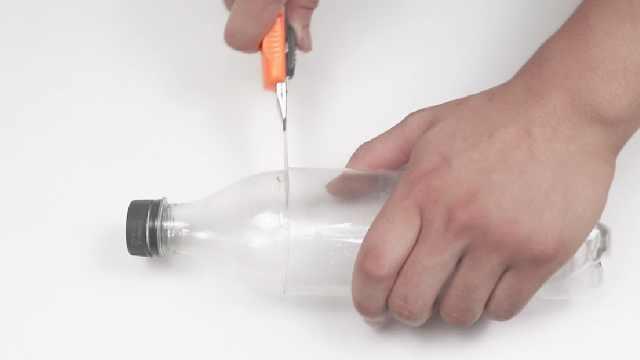 没想到塑料瓶还能这么用,赶紧试试