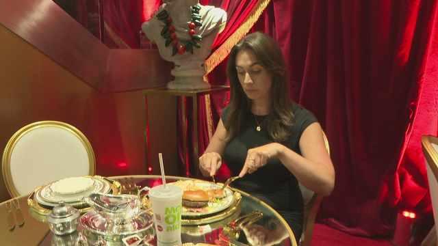 伦敦麦当劳推出全球第一家奢华餐厅
