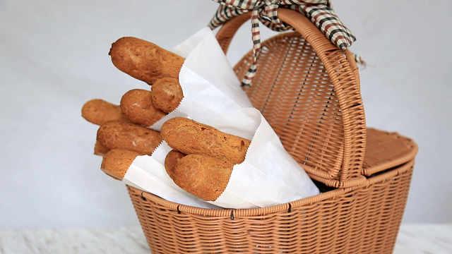 法式奶脆棒的本质就是泡芙