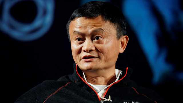 外媒称马云将辞职,阿里向中媒否认