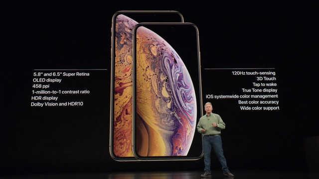 苹果A12芯片跑分亮相