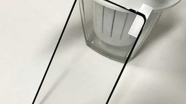 小米MIX 3前面板曝光