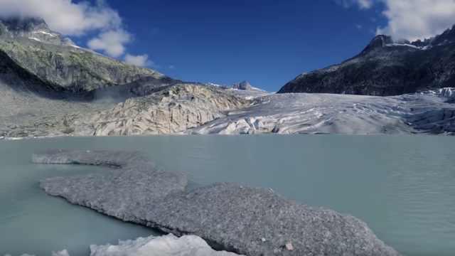 如果冰川都融化了,世界会变成怎样