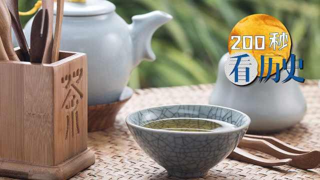 中国人喝茶的历史,比你想像的短!