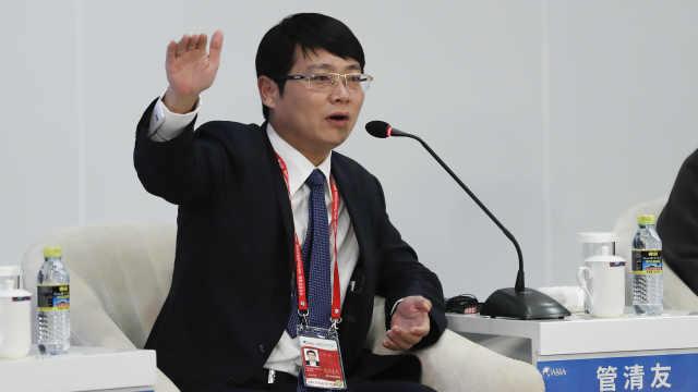 管清友:中国小企业能做十年很罕见