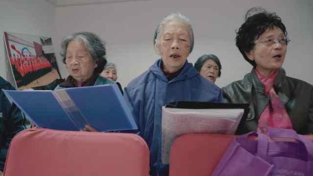 天籁之音!这个合唱团平均年龄83岁