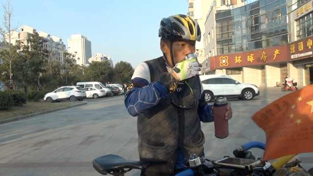 老翁爱骑游:5年走9省2市,享受过程