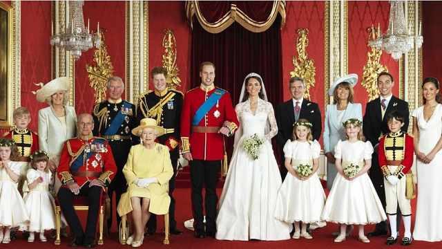 英国皇室究竟有多壕?个个身价不菲